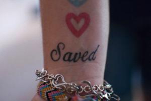saved